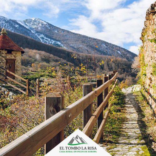 Vista de Santa Marina- Picos de Europa