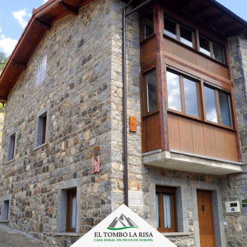 Casa rural el Tombo la Risa - Turismo rural en Picos de Europa